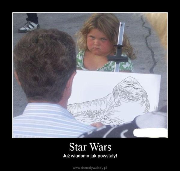 Star Wars – Już wiadomo jak powstały!