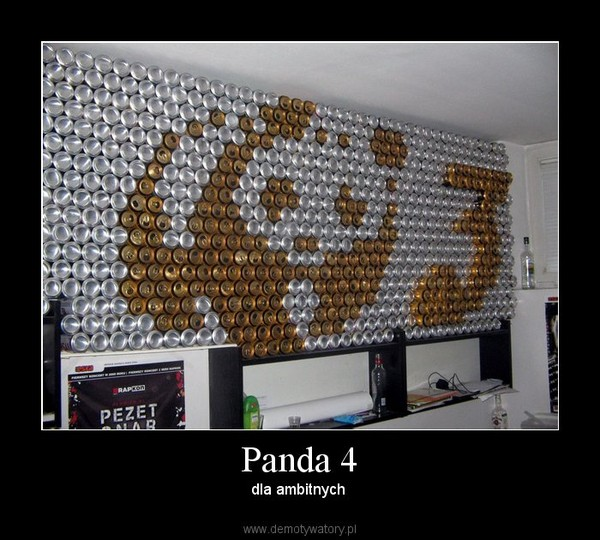 Panda 4 – dla ambitnych