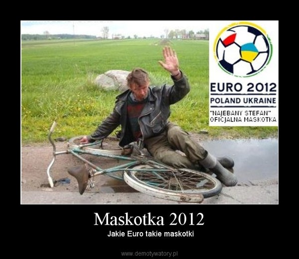 Maskotka 2012 – Jakie Euro takie maskotki
