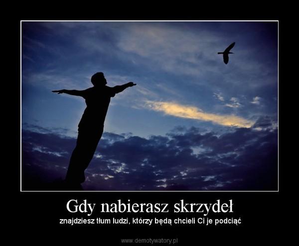Jak podciąć dziecku skrzydła: – Demotywatory.pl