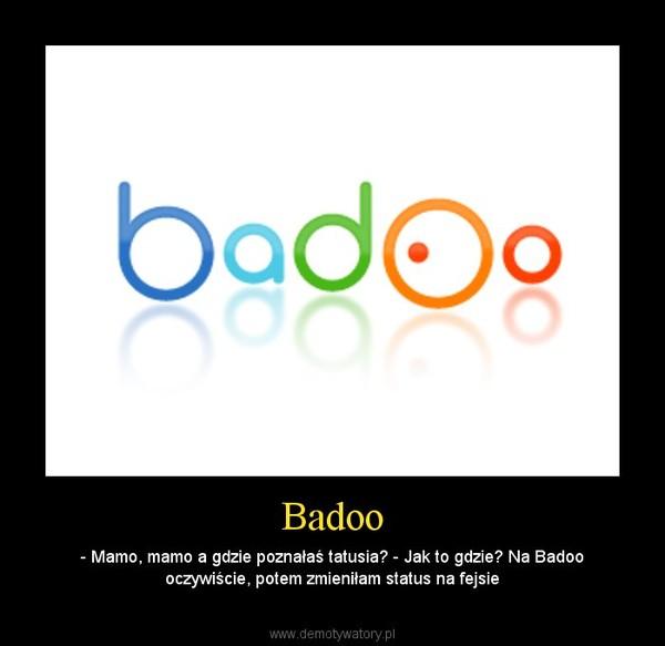 Badoo szukaj