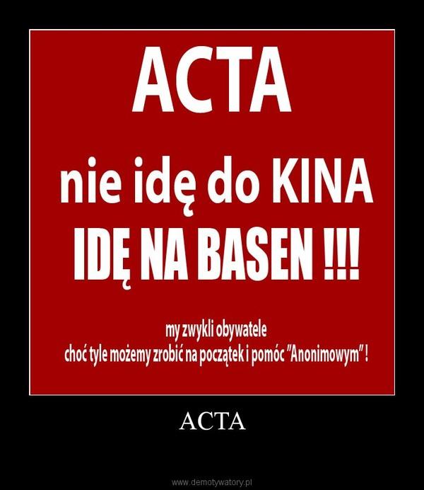 ACTA –