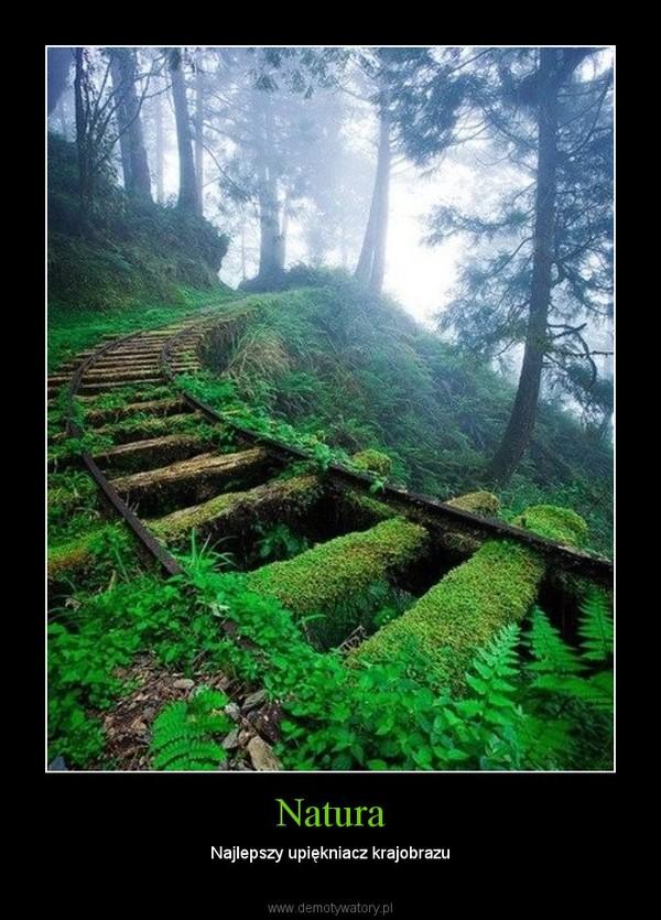 Natura – Najlepszy upiękniacz krajobrazu