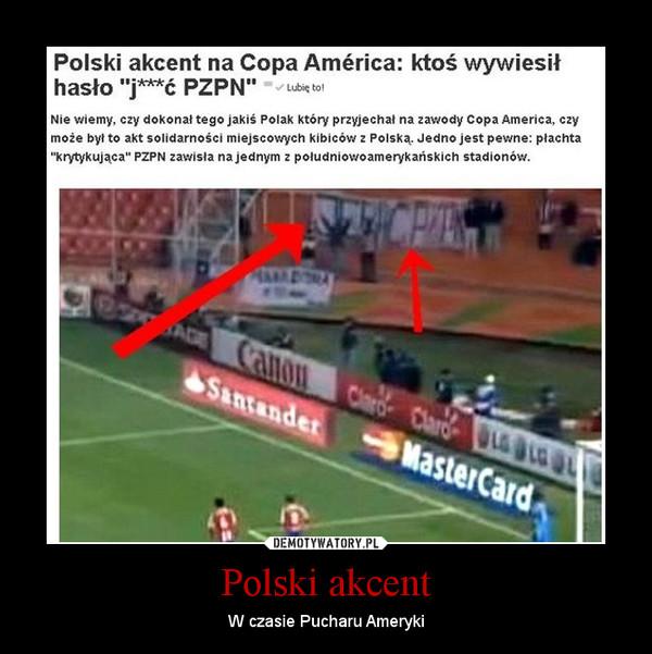 Polski akcent – W czasie Pucharu Ameryki