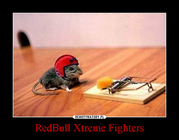 RedBull Xtreme Fighters –