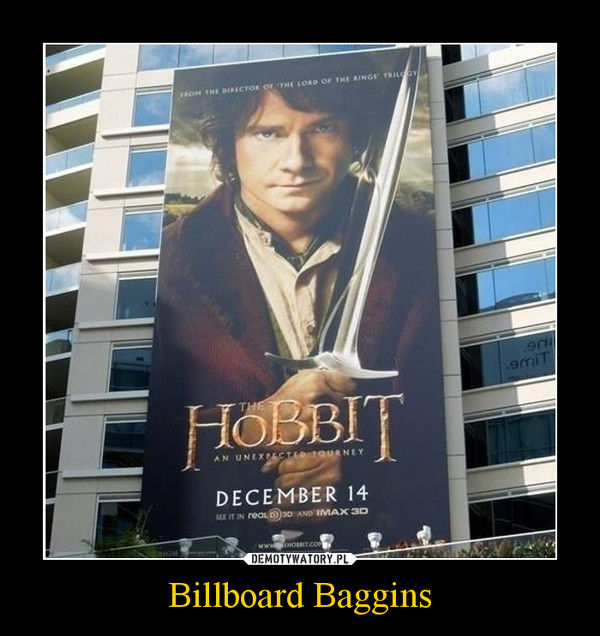 Billboard Baggins –