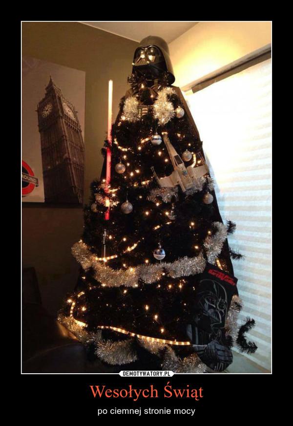 Wesołych Świąt – po ciemnej stronie mocy