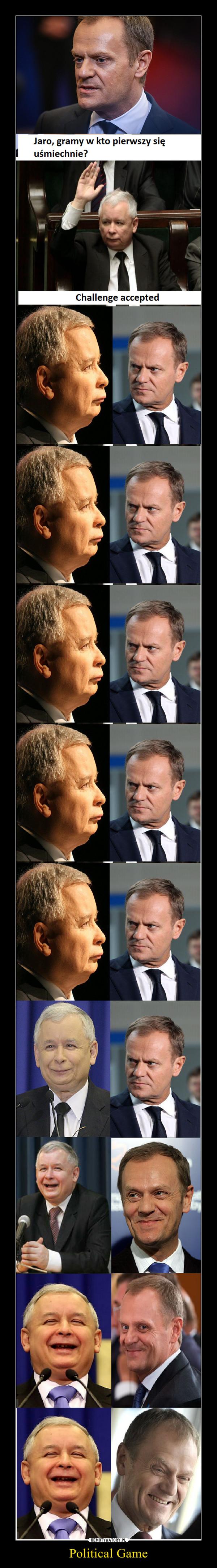 Political Game –