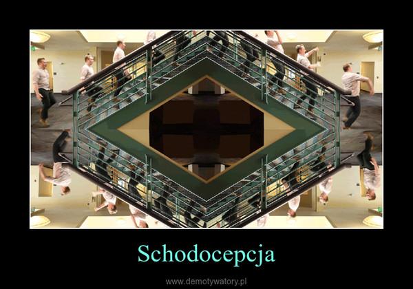 Schodocepcja –