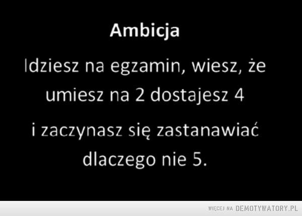 Najlepsza logika na świecie! –