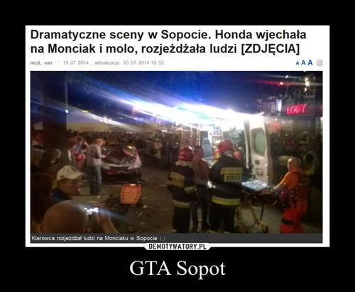 GTA Sopot