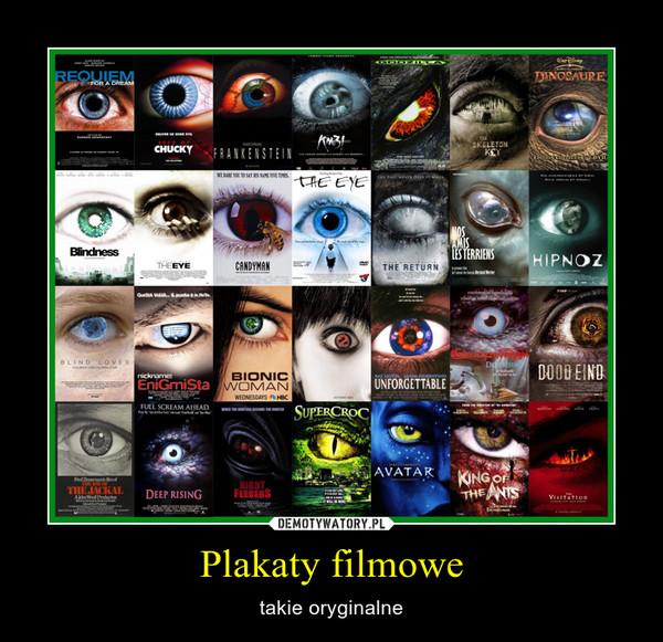 Plakaty Filmowe Demotywatorypl