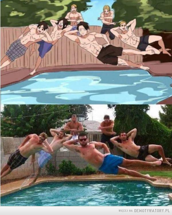 Sztuka basenowa –