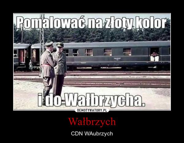 Wałbrzych – CDN WAubrzych