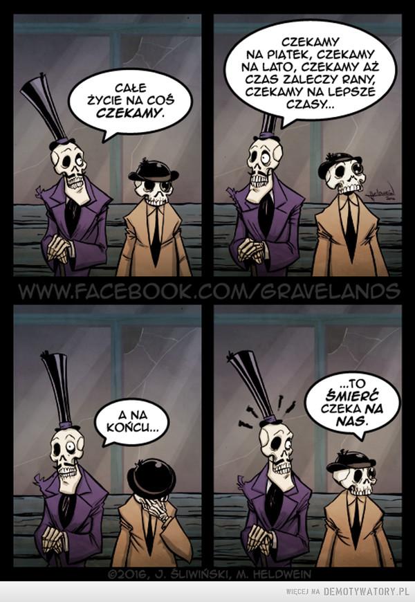 Gravelands: Oczekiwanie –
