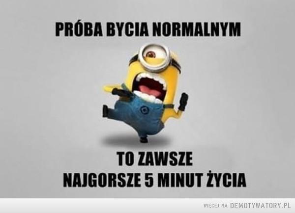 Normalność –