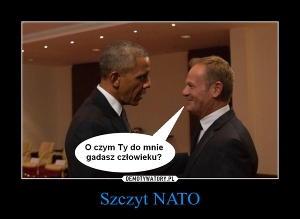 Szczyt NATO –