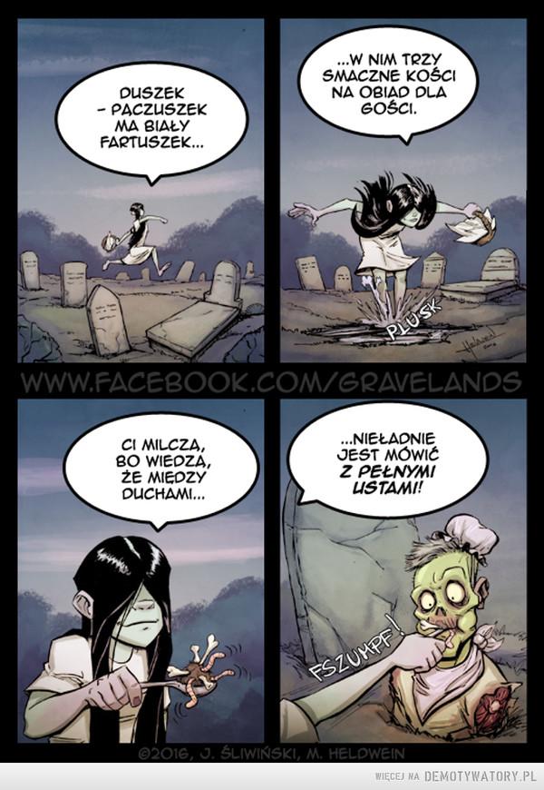 Gravelands: Wyliczanka –