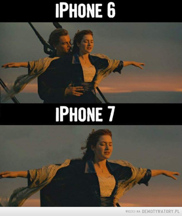 No Jack –  IPHONE 6 IPHONE 7