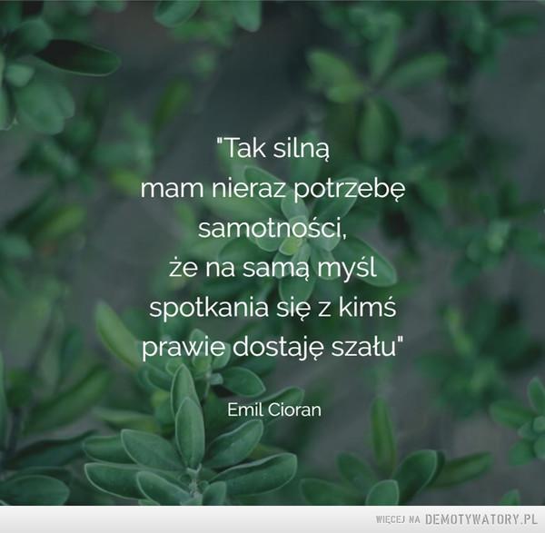 Emil Cioran –