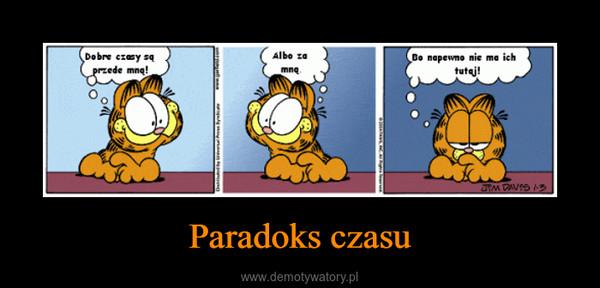 Paradoks czasu –