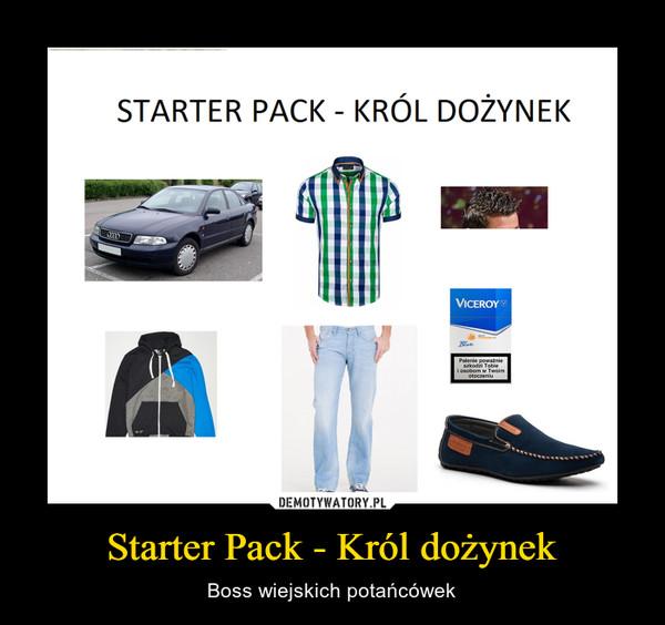 Starter Pack - Król dożynek – Boss wiejskich potańcówek
