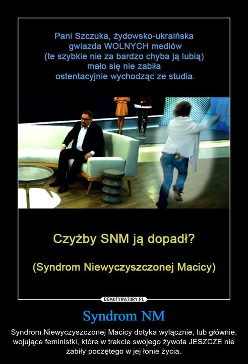 Syndrom NM
