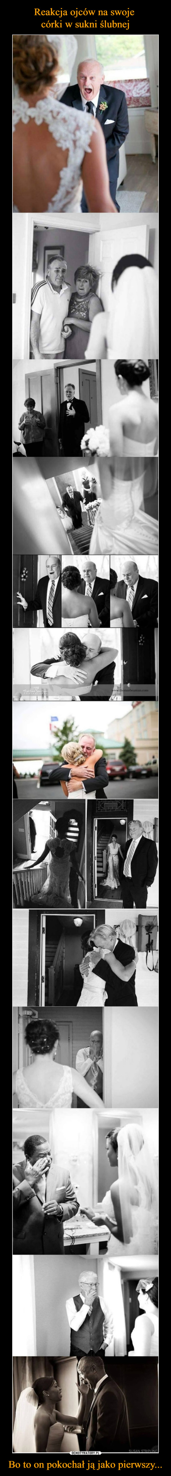 Bo to on pokochał ją jako pierwszy... –