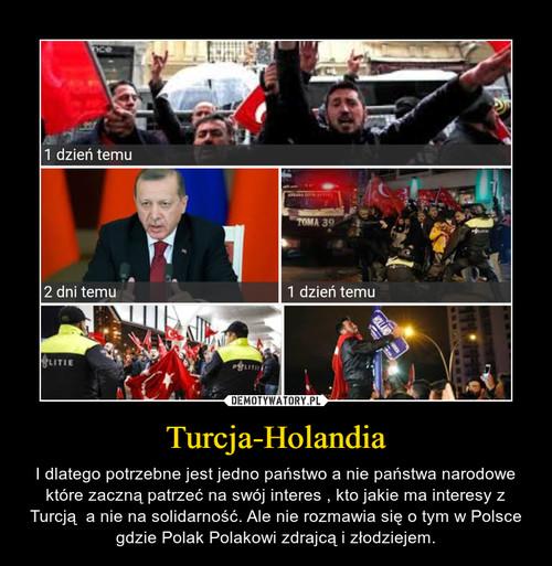 Turcja-Holandia