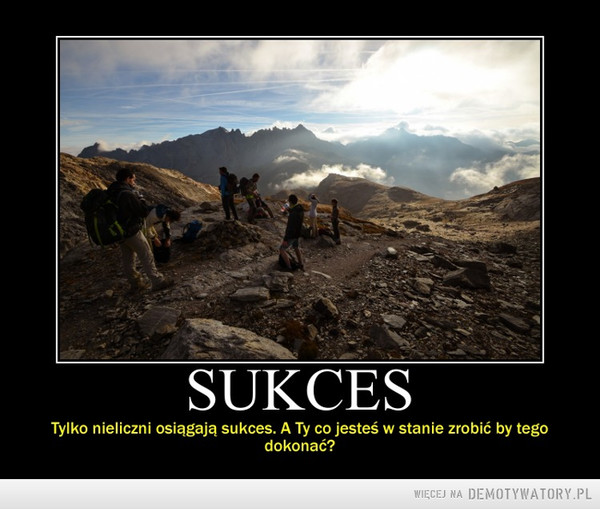 Sukces –