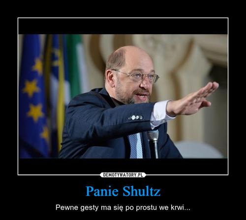 Panie Shultz