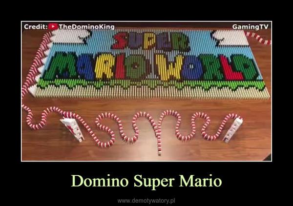 Domino Super Mario –