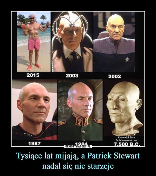 Picard przez lata