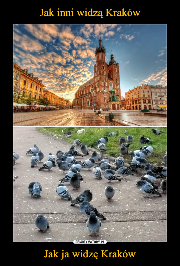 Jak ja widzę Kraków –