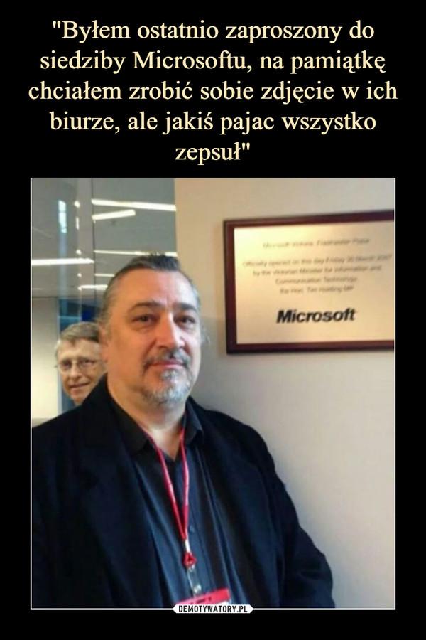 –  Microsoft