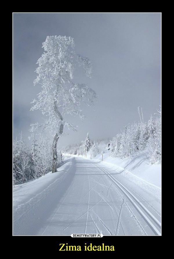 Zima idealna –