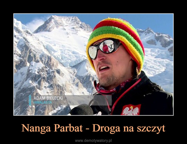 Nanga Parbat - Droga na szczyt –