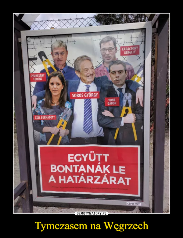 Tymczasem na Węgrzech –