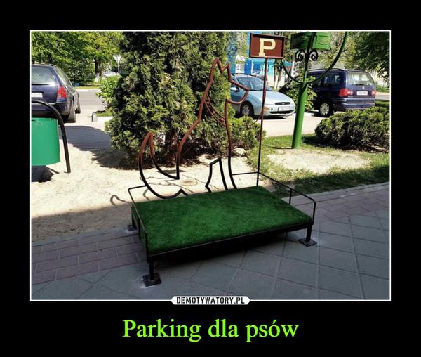 Parking dla psów –