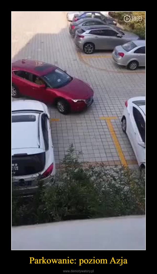 Parkowanie: poziom Azja –