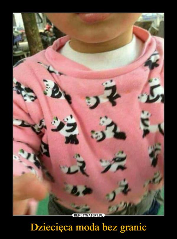 Dziecięca moda bez granic –