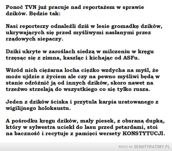 Chłodny Dziki – Demotywatory.pl XT25