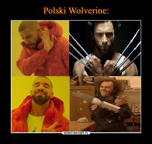 Polski Wolverine: