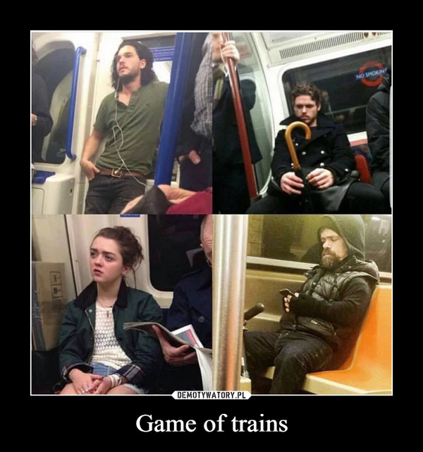 Game of trains –