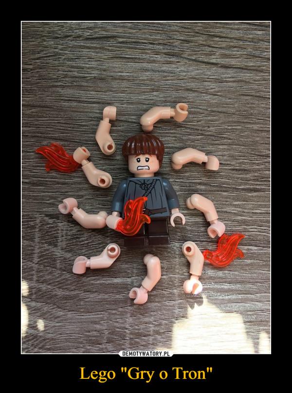 Lego Gry O Tron Demotywatorypl