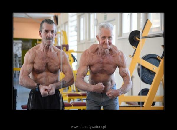 70 letni Henryk Szpala zawstydzi cie swoim wyglądem –