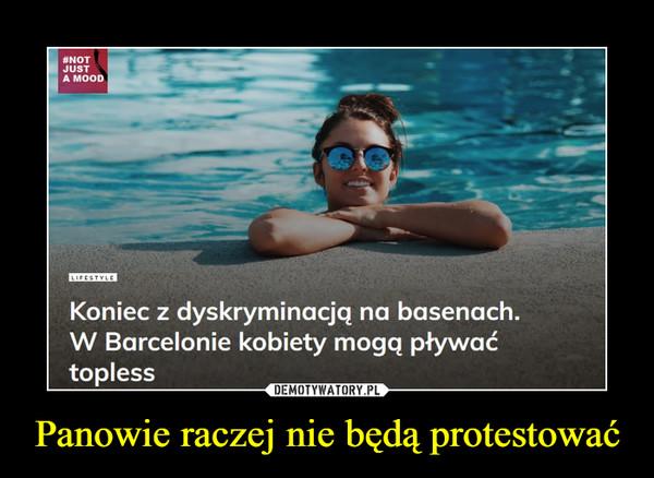 Panowie raczej nie będą protestować –  Koniec z dyskryminacją na basenach.W Barcelonie kobiety mogą pływaćtopless
