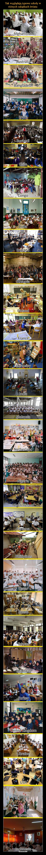 Tak wyglądają typowe szkoły w różnych zakątkach świata: