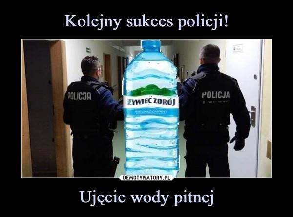 Ujęcie wody pitnej –