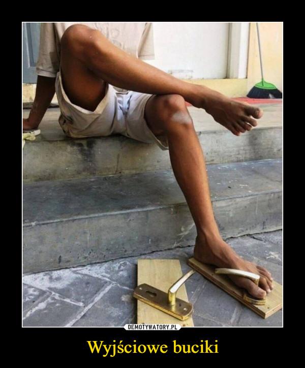 Wyjściowe buciki –
